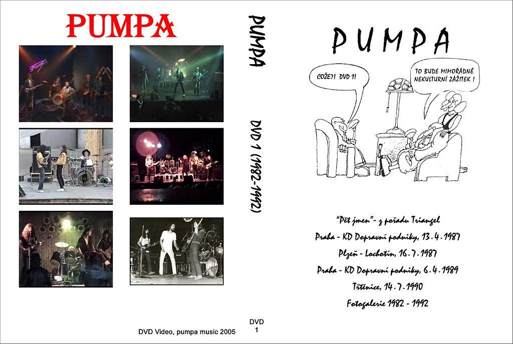 Pumpa - Volný Styl / Nedělní Dopoledne